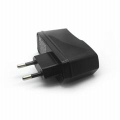 手机平板USB充电器插头 5V2A电源适配器美规欧规CE/FCC认证