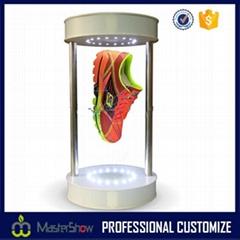 磁悬浮鞋展示架