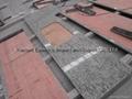 """Giallo Santa Cecilia Granite Countertop Kitchentop 96""""x26"""" 1"""