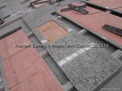 """Giallo Santa Cecilia Granite Countertop Kitchentop 96""""x26"""""""