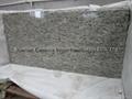 """Giallo Santa Cecilia Granite Countertop Kitchentop 96""""x26"""" 3"""
