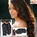New GrantSea Hot sale Grade 6A 100% Peruvian Human Hair Wigs Hair Weft Extension 3