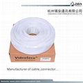 Professional rg59 coaxial cable for CCTV camera & DVR  3