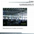 manufacture RG59/U CCA coaxial cable for CCTV Dahua camera & CVI  9