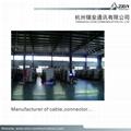 manufacture RG59/U CCA coaxial cable for CCTV Dahua camera & CVI  19