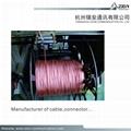 manufacture RG59/U CCA coaxial cable for CCTV Dahua camera & CVI  20