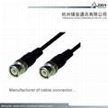 95% CCS Braid rg59 coaxial cable factory for CCTV HIKVISION camera & CVI 2