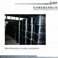 95% CCS Braid rg59 coaxial cable factory for CCTV HIKVISION camera & CVI 8