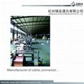 95% CCS Braid rg59 coaxial cable factory for CCTV HIKVISION camera & CVI 15