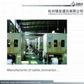 95% CCS Braid rg59 coaxial cable factory for CCTV HIKVISION camera & CVI 18
