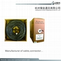 Factory quality rg59 cable manufacturer CCTV Coaxial Cable 0.8 BC Solid PE 95%  5