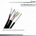 LAN-кабель cable жилы питания 4 Pair