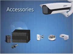 Supply Original Accessories of DAHUA CAMERA Systems best price Top Quality