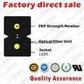 ZION GJXFH-2 Bow Type Drop Cable 2 cores FRP G657A1 fibre optical cable 2