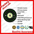 Loose Tube Dual Jacket Armored optic fiber cable GYXTW53 2