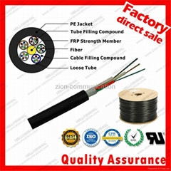 GYFTY Strand outdoor optical communication cable single mode