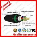 GYFTA53 waterproof FRP Optical Fiber outdoor Cable