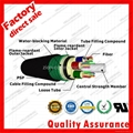 GYTZY53 underground optical fiber cable Dual jacket communication cable 3