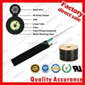 GYXTC8S central loose tube single jacket