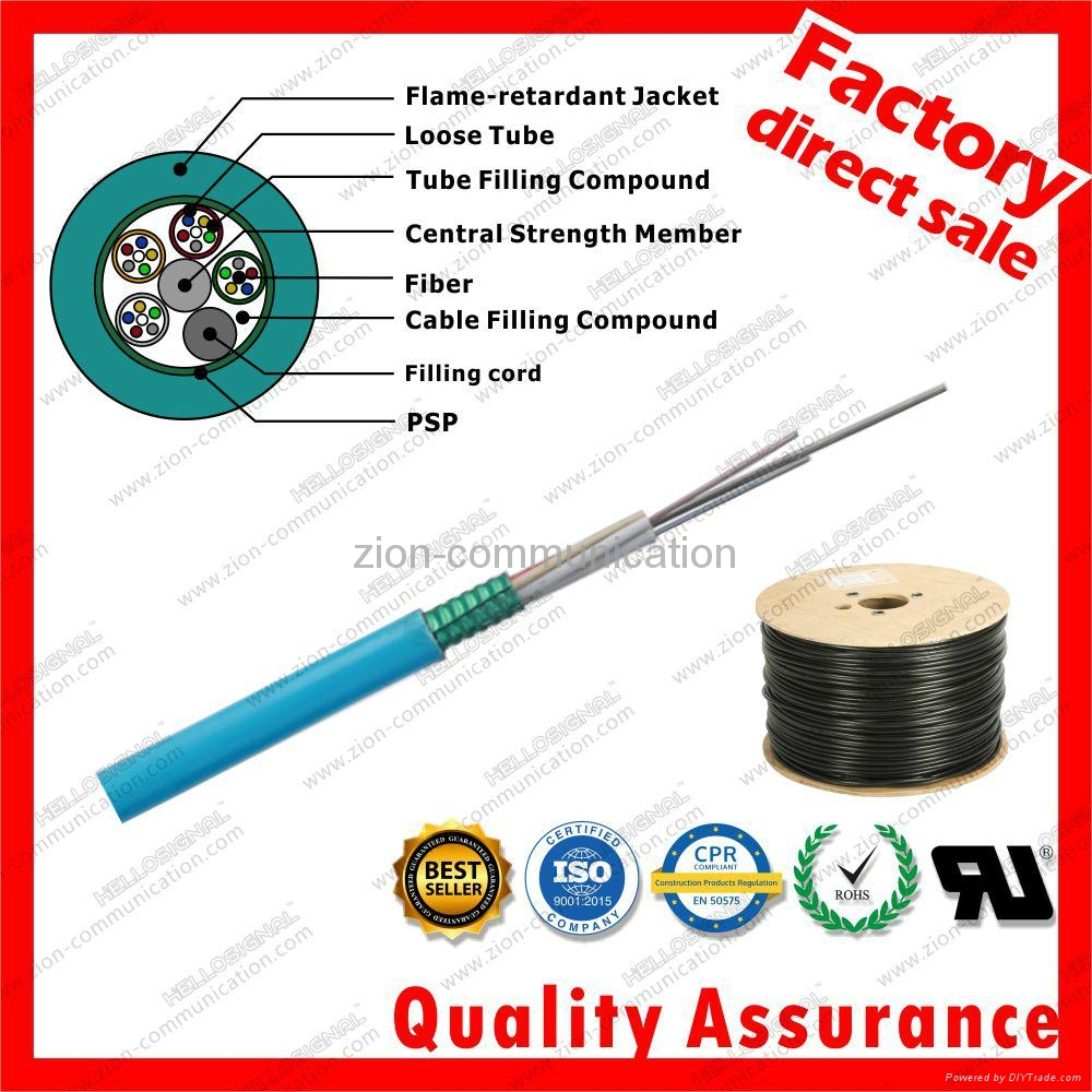MGTS Vitta PVC Flame retardant Jacket mining cable optic cable 2