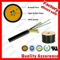 GYFJU TPU PUR Aramid Yarn Fiber Optic field Cable for military cable distributio