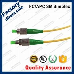 zion FC/APC connector op