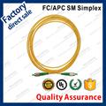 zion FC/APC connector optical patch cords 3m G652D PVC Jacket 3.0mm fiber cable 2