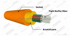 GJ Series Indoor fiber optic cable
