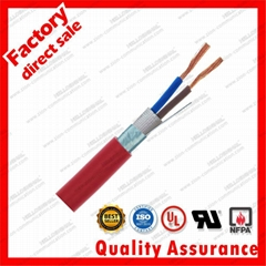 Fire Resistant alarm cables for security All series FPL FPLR FPLP CPR PH30 120 S