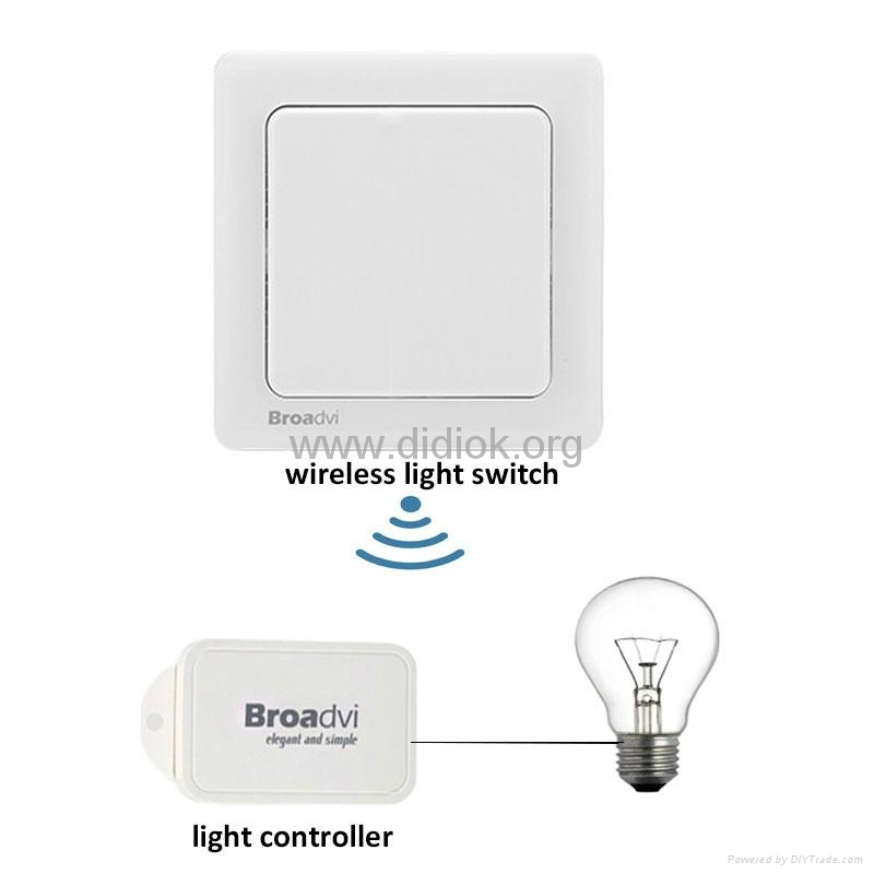 Self power remote control wireless light switch for light and fan self power remote control wireless light switch for light and fan indoor outdoor 1 mozeypictures Gallery