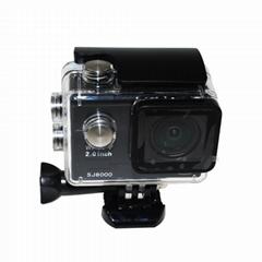 Action Camera SJ7000 Wifi 2.0 LED mini cam recorder marine diving 1080P HD DV