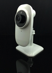 720P wireless IP Camera for Baby Monitor with Wifi