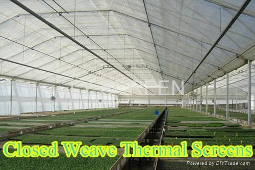 3.25M Width Greenhouse Shade Screen for Saving Heating Cost 1