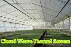 3.25M Width Greenhouse Shade Screen for Saving Heating Cost