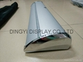 Deluxe roll up stand banner aluminum material 4