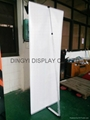 Advertising L banner stand  3