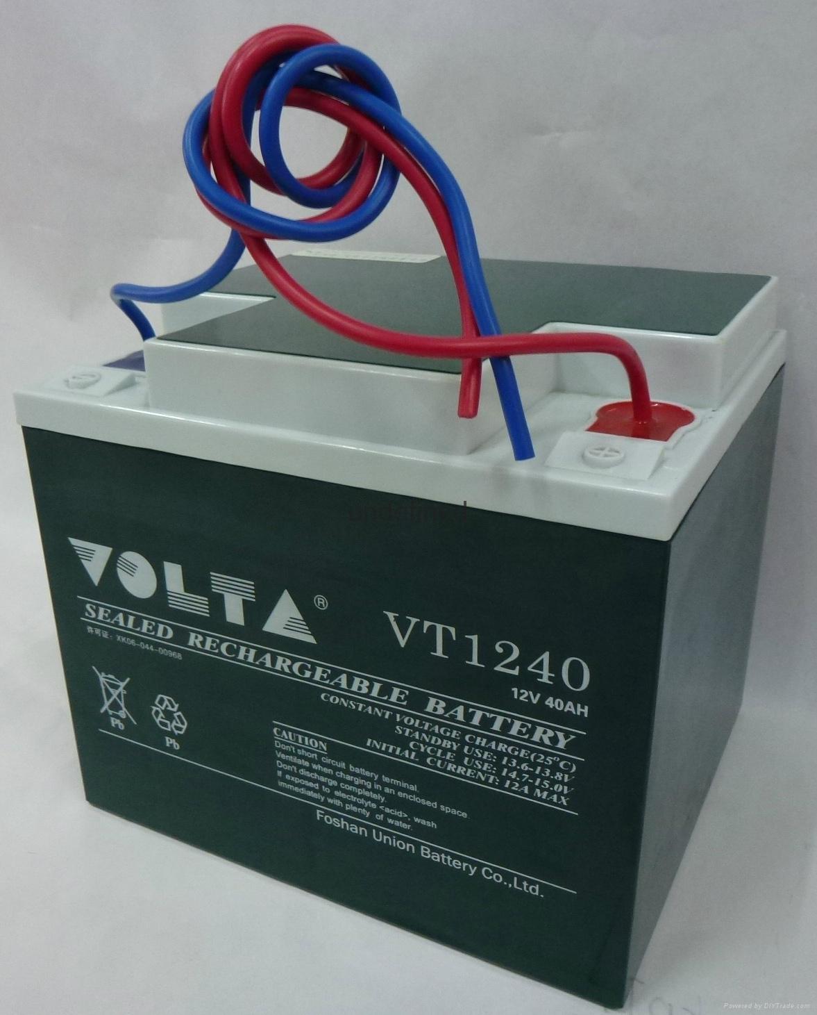 廠商供應鉛酸蓄電池 1
