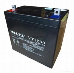 VOLTA(沃塔)牌鉛酸太陽能光伏蓄電池生產