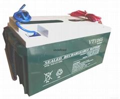 VOLTA(沃塔)12V65AH太陽能發電系統專用