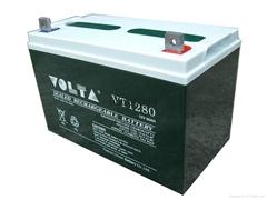 韩国VOLTA(沃塔)牌深循环铅酸太阳能光伏蓄电池