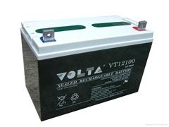 廠家自產自銷固定型太陽能膠體蓄電池