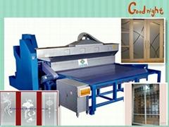 1300 High-speed glass sand machine