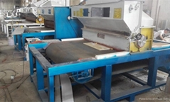 1800New type automatically glass frosting machine