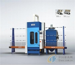 2000 Automatic sandblasting engraving machine
