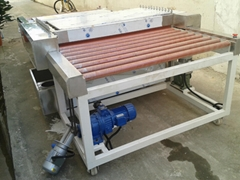 1200 Glass washing and drying machine