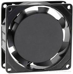 80mm 110v 220v ac cooling fan 8038 80x80x38mm