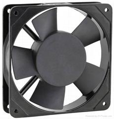 120mm 220v 230v ac axial fan 1225 12025 120x120x25mm