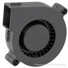 5v 12v dc fan blower 5015 50x50x15mm  with CE/UL approved