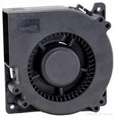 120mm 12v 24v dc brushless blower fan 120x120x32mm