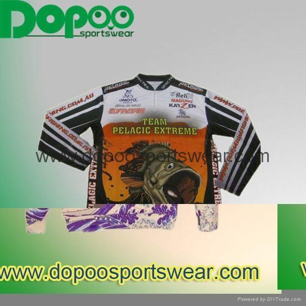 2016 Hot Sale Sports Uniforms Fishing Jersey  1